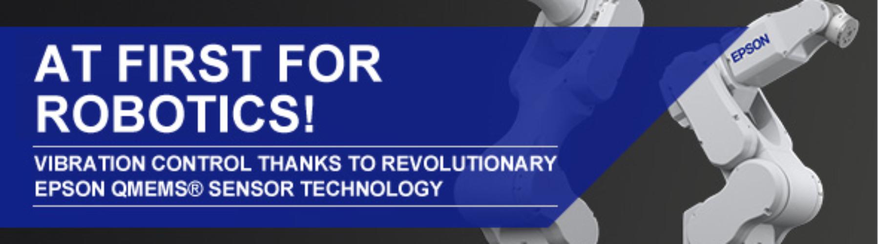 EPSON lança nova série de Robots de 6 eixos
