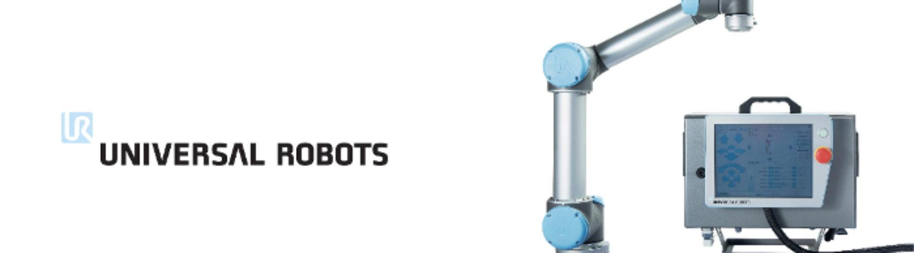Universal Robots: A 3ª geração CB3 do robô UR