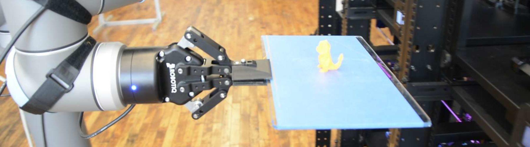 Case Study - Universal Robots na Impressão 3D