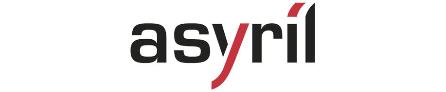 Logotipo Asyril
