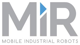 Logo Mobile Industrial Robots. Queremos ser o seu parceiro de referência em soluções de robótica!