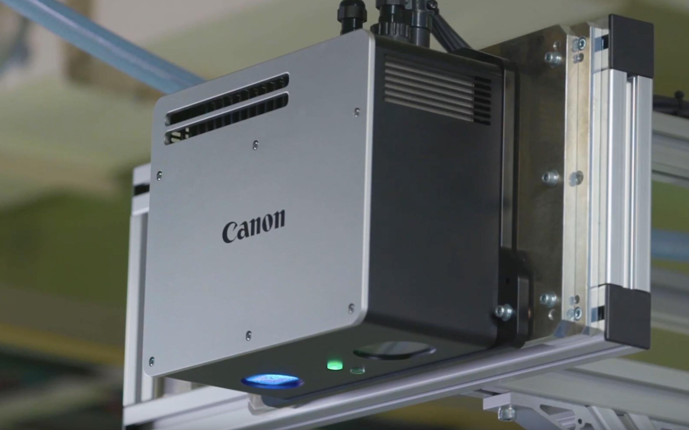 Sistema de Visão Canon